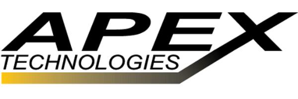 APEX Technologies-ロゴ