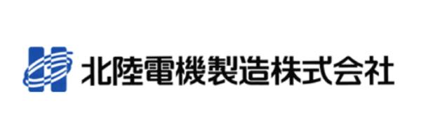 北陸電機製造株式会社-ロゴ