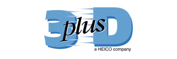 3D Plus SA-ロゴ