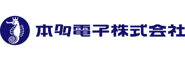 本多電子株式会社-ロゴ