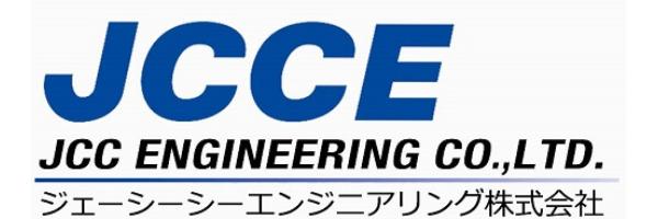 ジェーシーシーエンジニアリング株式会社-ロゴ
