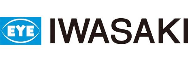 岩崎電気株式会社-ロゴ