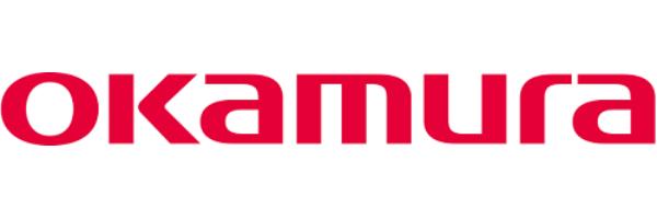 株式会社オカムラ-ロゴ
