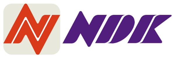 日本電波工業株式会社-ロゴ