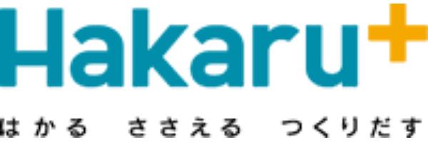 ハカルプラス株式会社-ロゴ