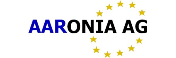 Aaronia AG-ロゴ