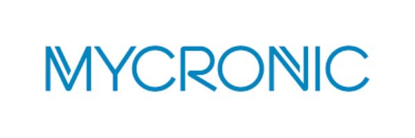 Mycronic AB-ロゴ