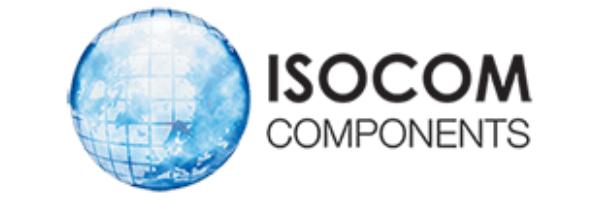 ISOCOM COMPONENTS-ロゴ