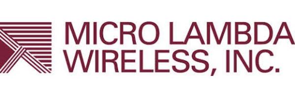 Micro Lambda Wireless, Inc.-ロゴ
