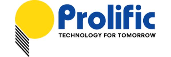 Prolific Technology Inc.-ロゴ