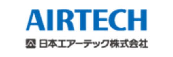 日本エアーテック株式会社-ロゴ