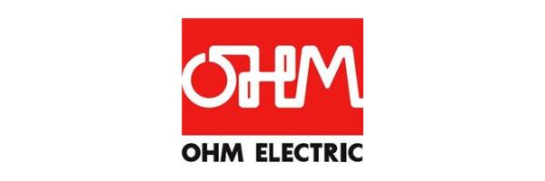 オーム電機株式会社-ロゴ