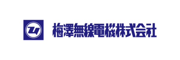 梅沢無線電機株式会社-ロゴ