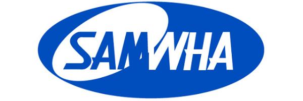 Samwha Capacitor Group-ロゴ
