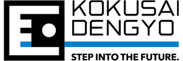 国際電業株式会社-ロゴ