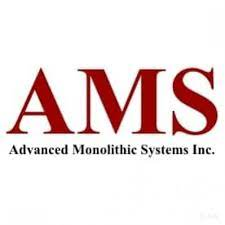 Advanced Monolithic Systems Inc.-ロゴ