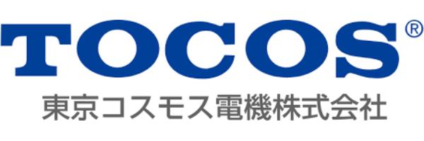 東京コスモス電機株式会社-ロゴ