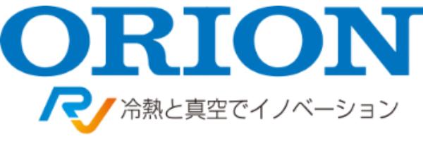 オリオン機械株式会社-ロゴ