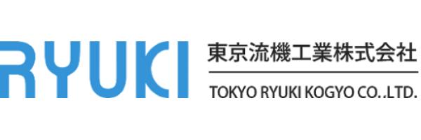 東京流機工業株式会社-ロゴ
