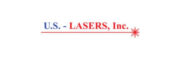 US-Lasers Inc.-ロゴ