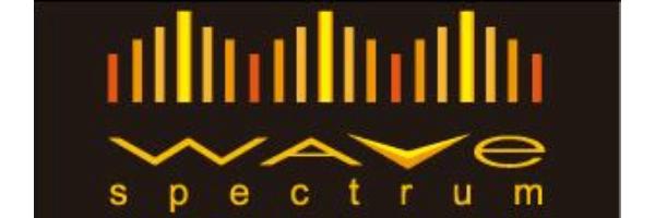 Wavespectrum Laser.Inc.-ロゴ