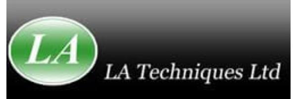 LA Techniques Ltd.-ロゴ